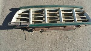 1955 1956 Chevrolet Pickup Truck Grille Grill Upper Lower Bar Valance Header Oe