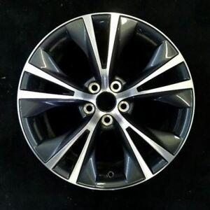 18 Inch Toyota Highlander 2014 2018 Oem Factory Original Alloy Wheel Rim 75162a