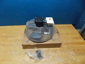 Tpi Totally Enclosed Exhaust Fan 12 Blade Dia 1 12 Hp 3 Speeds Model ce12 ds