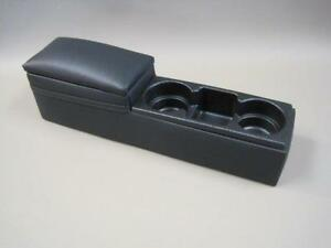Dodge Charger Police Center Mini Console Upholstered Black 2006 2019