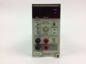 Tektronix Ps 5004 Precision Power Supply as is