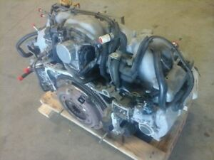 Engine 11 Impreza 2 5l Vin 6 6th Digit Without Turbo 548051