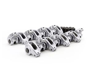 17004 16 Sb Chevy Comp Cams High Energy Die Cast Auminum Roller Rockers 1 5 7 16