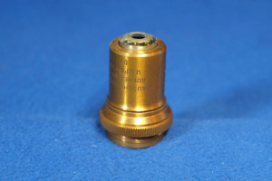 Bausch And Lomb Microscope Objective Apochromat 10x 0 30