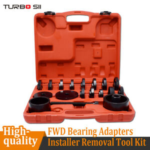 23pc Master Set Front Wheel Hub Drive Bearing Removal Install Service Tool Sets