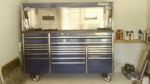 Snap On Epiq Toolbox 84in