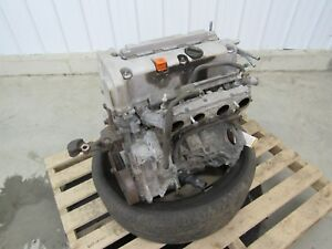 2003 2011 Honda Element 2 4l Vtec 4 Cylinder Engine K24 K24a4 Blown
