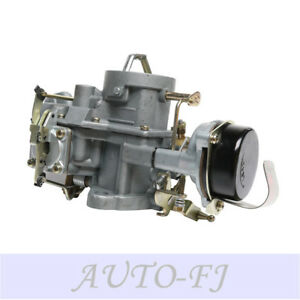 Autolite 1100 Carb 1 Barrel For Ford 170 200 6 Cyl 1963 1967 Mustangs Falcon
