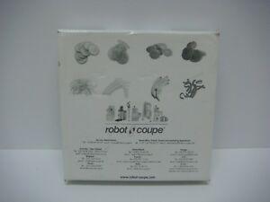 Robot Coupe 6 Mm 1 4 Slicing Disc