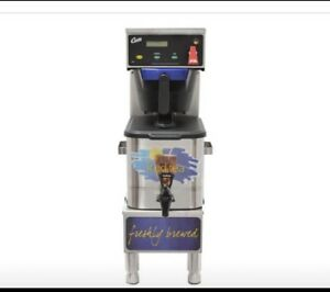 Curtis Cbp Low Profile Combo Coffee Tea Brewer 120v