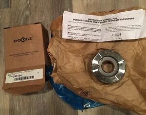 Dodge Txt 5 Backstop Speed Reducer New Factory