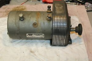 Warn Winch M8274 8274 Upper Housing With Motor And Gears