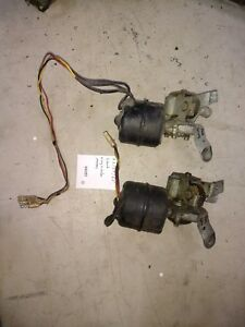 1963 1964 1965 Lincoln Passenger Wing Window Motors And Gears
