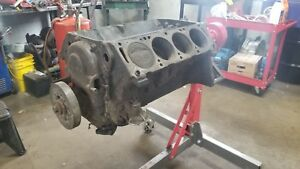 Ford 428 Cj Cobra Jet Engine With Intake And More Look