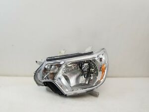 2012 2013 2014 2015 Toyota Tacoma Left Drivers Side Headlight Head Lamp Oem