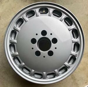 Mercedes Benz R107 W126 15 X7 15 Hole Reconditioned Factory Wheel