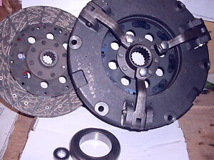 Ford New Holland Tc30 Tc31 Tc33 Boomer 2030 T1510 T1520 T2210 Tractor Clutch