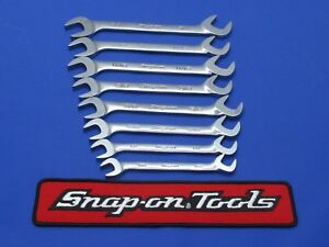 Snap On 4 Way Angle Head Wrenches Eight Total
