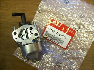 Carburetor For Honda Em3000c Eb3000c Cycloconverter Generator 16100 zl0 d42