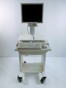 Ge Case P2 Series Stress Test Computer Console Cart Sw Ver 6 73 Win Xp