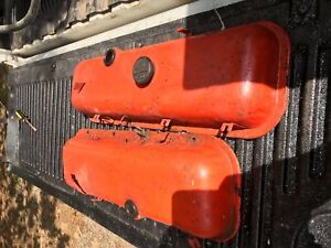 Chevy Big Block 396 402 Cubic Inch Valve Covers Years 68 72