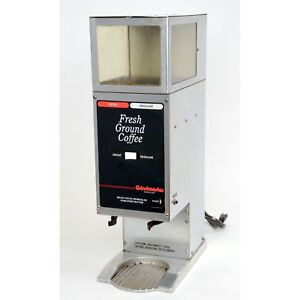 Grindmaster 225 10 Lb Double Hopper Commercial Coffee Grinder Dual Machine