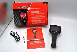 Snap On Tools Eeth300 Diagnostic Thermal Imager Infrared Ir Kit Car Truck Mc Rv