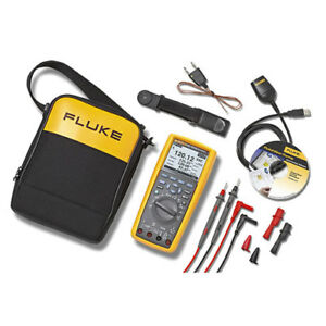Fluke 289 fvf ir3000 True rms Logging Dmm Ir3000 Flukeview Combo Kit