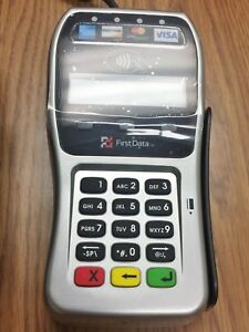 Fd35 Pinpad Emv Encrypt W First Data Omaha Carlton 500 Free Ship