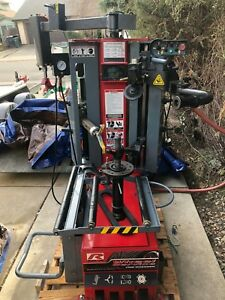 Ranger Tire Changer 30 Capacity Touchless Rx3040 Used Tire Machine
