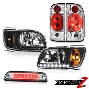 2001 2004 Toyota Tacoma 4wd Roof Cab Lamp Taillights Headlamps Bumper Oe Style