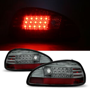 1997 03 Pontiac Grand Prix Gtp gt se 2 4dr Smoke Led Smd Tail Lamp Signal Light