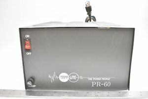 Tripp lite Pr 60 Ac dc Converter 48a Precision Regulated The Power People