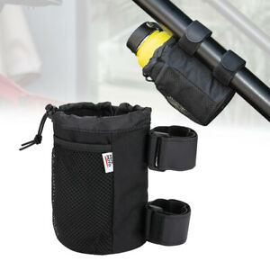 Universal Drink Bottle Cup Holder For Wheelchair Knee Walker Rollator Stroller