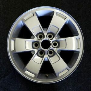 16 Inch Gmc Canyon 2015 2017 2018 Oem Factory Original Alloy Wheel Rim 5670