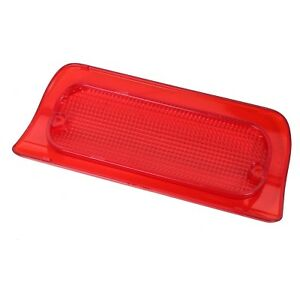 Extended Cab 3rd Brake Light Lens For 94 04 S 10 Sonoma High Third Genuine
