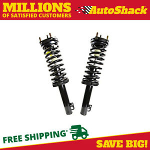 Front Complete Strut Pair For 2005 2006 2007 2008 2009 2010 Jeep Grand Cherokee