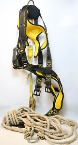 ma5 Guardian Fall Protection Cyclone Construction Harness M l 01214