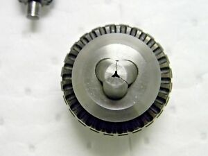 Jacobs Tapered Mount Drill Chuck Jt3 1 8 To 5 8 Capacity 30227