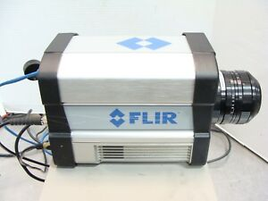 Flir Thermovision Sc6000 Scientific Grade Thermal High Speed Camera 420 0046 03