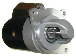 New Ford Gas Tractor Starter 2000 3000 4000 5000 5100 3550 64 75 3139