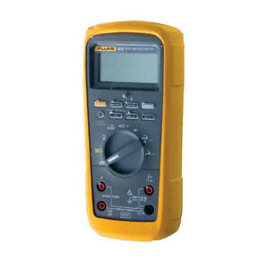 Fluke 27ii fact Recond Rugged Ip 67 Industrial Digital Multimeter