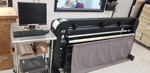 Summa S160 T Series 64 Plotter Cutter Opos Sensor Tangential Large Wide Format