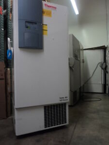 Thermo Forma 900 Series 86c Ultra Low Temperature Freezer Model 904 Tested 120v