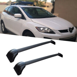 For 2007 2010 Mazda Cx 7 Black Roof Rack Mount Kit 61793jf 2009 2007 2008