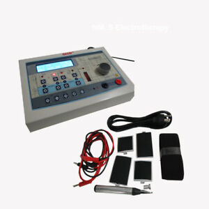 Professional Diagnostic Physical Therapy Electrotherapy Device