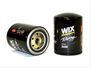 Wix Filters Oil Filter Racing Canister 3 4 In 16 Thread Each