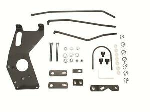 Hurst Shifters Shifter Installation Kit Competition Plus Saginaw 441 Chevy Bel