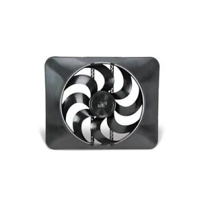 Flex A Lite Black Magic Xtreme Electric Fan 3 300 Cfm Puller 16 Dia Single 188