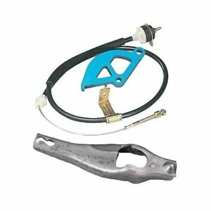 Summit Racing Clutch Cable Quadrant Fork Adjustable Ford Mustang 5 0l Kit